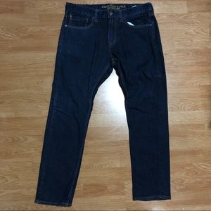 American Eagle Outfitters Dark Wash Skinny Jeans